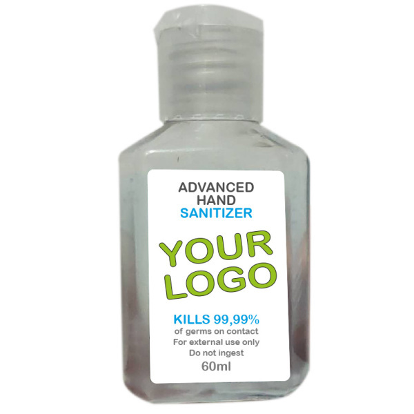 GEL 60 - Handreinigingsgel 60 ml